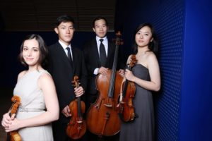 Parker Quartet returns to St. Johns College tomorrow night for free concert