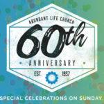 Abundant Life Church celebrating 60 years of service in the community