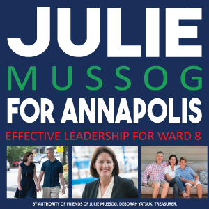 Julie For Annapolis