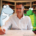 Smithsonian Keynote Lecture: Meet Sherman's Lagoon Cartoonist Jim Toomey