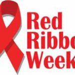 Next week is National Red Ribbon Week