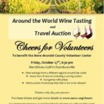Volunteer Center celebrates inaugural Cheers for Volunteers on October 27th