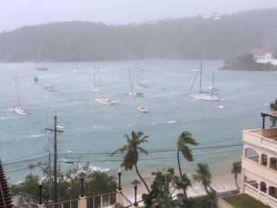 Hogan sends Maryland National Guard to the USVI to assist in recvoery