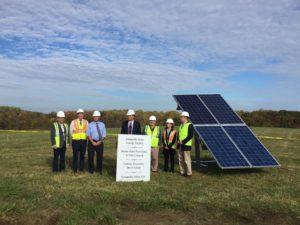 Annapolis Breaks Ground On New Energy Park Eye On Annapolis