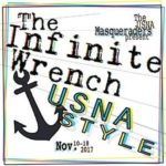 "The Masqueraders to perform ""The Infinite Wrench–USNA Style"""