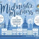 Midnight Madness starts this week!