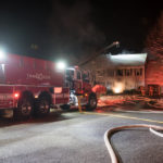 2-alarm basement fire rips through Annapolis home overnight