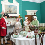 Enjoy a candlelight holiday stroll with tour of Hammond-Harwood House