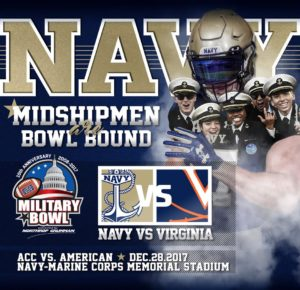Military Bowl team gifts announced