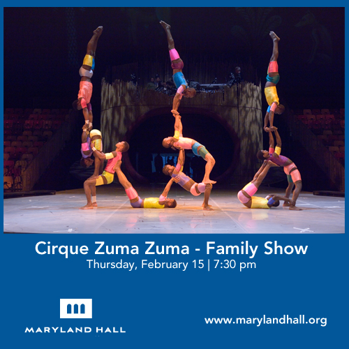 MD Hall Cirque