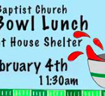 Heritage Baptist announces 12th Annual SOUPer Bowl celebration on February 4th