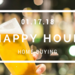 New Year, New House – Happy Hour!