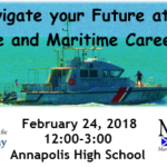 Marine & Maritime Career Expo returning to AHS on February 24th