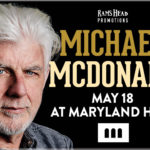 Michael McDonald coming to Maryland Hall