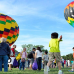 Preakness Balloon Festival — May 11-13, 2018