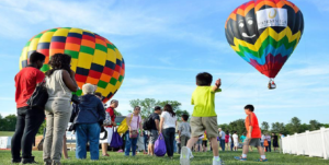 Preakness Balloon Festival — May 11-13, 2018