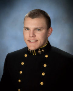 Midshipman 1stClass(senior) Michael Walker