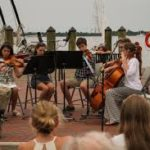 Music to fill the air around City Dock this summer once again