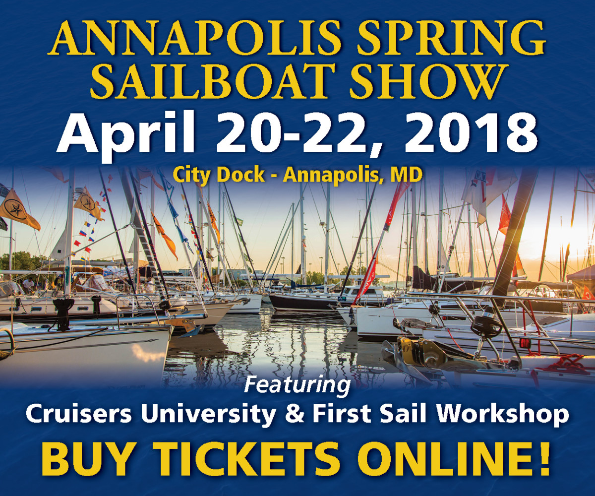 Spring Sailboat