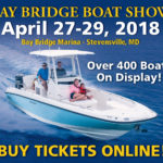 More than 400 boats expected at upcoming Bay Bridge Boat Show