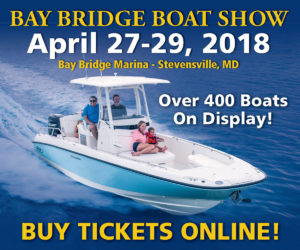 More than 400 boats expected at this weekend's Bay Bridge Boat Show