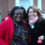 Senate Candidate Chrissy Holt endorses Claudia Barber for Circuit Court