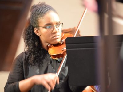 Bridging the gap in classical music –accessible, affordable, advanced music lessons for local students