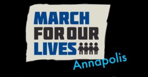 March For Our Lives rally planned for this weekend in Annapolis