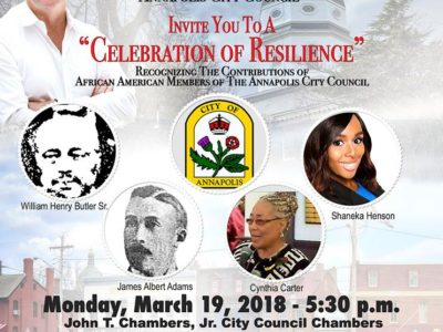 City to honor current and former African-American Council members