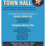 Action Annapolis to sponsor election forum for District 30/30A General Assembly candidates