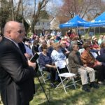Out with the old, in with the new;  Annapolis Library breaks ground