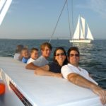 Father's Day Brunch Sailing Cruise aboard the 74-foot Schooner Woodwind: