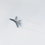 The 2018 Blue Angels over the Severn River (PHOTOS)