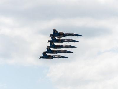 2018 Blue Angel's Flight Demonstration (PHOTOS)