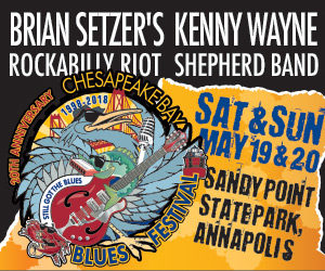 Kartcef Brothers celebrating 20 years with the Chesapeake Bay Blues Festival this weekend