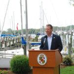 Schuh announces Rockhold Creek dredging project