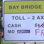 Hogan eliminates EZ Pass fees and reduces Bay Bridge tolls…read on