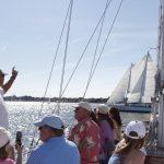 Wednesday Night Sailboat Racing Cruise aboard the 74-foot Schooners Woodwind & Woodwind II: