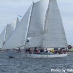 """Sail Away"""" while learning the history of the Chesapeake Bay aboard the 74-foot Schooner Woodwind"""