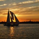"""""""Sail Away"""" while learning the history of the Chesapeake Bay aboard the 74-foot Schooner Woodwind"""