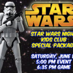 Star Wars Night at the Bowie Baysox this weekend