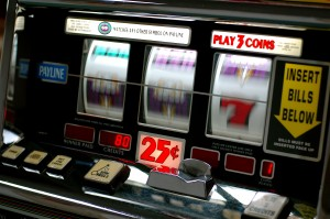 County Approves Slots