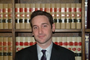 Judd Legum, Candidate for District 30 (Photo courtesy of Legum's New Line)