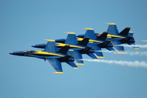 After 3 Year Absence, Blue Angels To Return To Annapolis