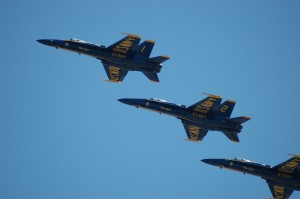 Has Annapolis Seen The Last Of The Blue Angels?