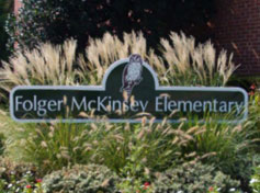 Folger McKinsey Elementary To Open Tomorrow