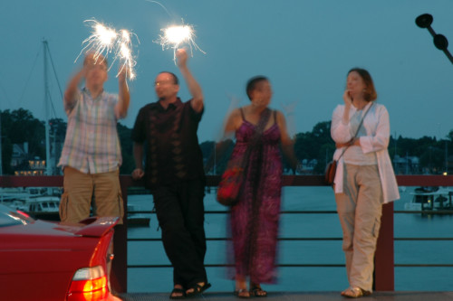 An Annapolis Fourth Of July