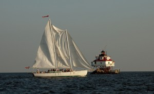 Schooner Woodwind has full August schedule of fun sails