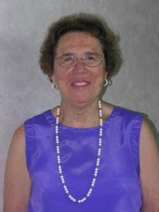 Dottie Beauregard of Davidsonville, MD.  SMP Volunteer Excellence Award winner.