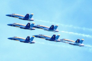Blue Angels May Be Grounded For Annapolis Show